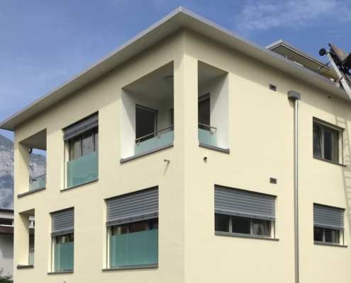 Mehrfamilienhaus Maibach