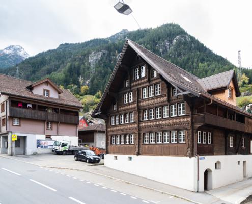Umbau Russenhaus