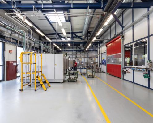 Industrie: Objekt: G-Elit, Altdorf